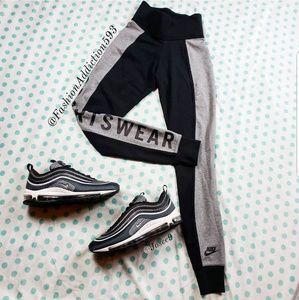 Nike Sportswear Tech Fleece Women's Pants black